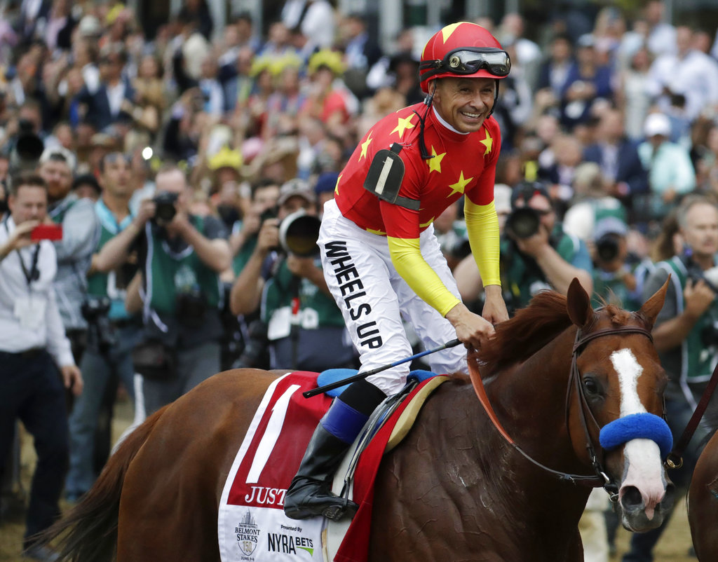 Belmont Stakes Horse Racing_1528598863624