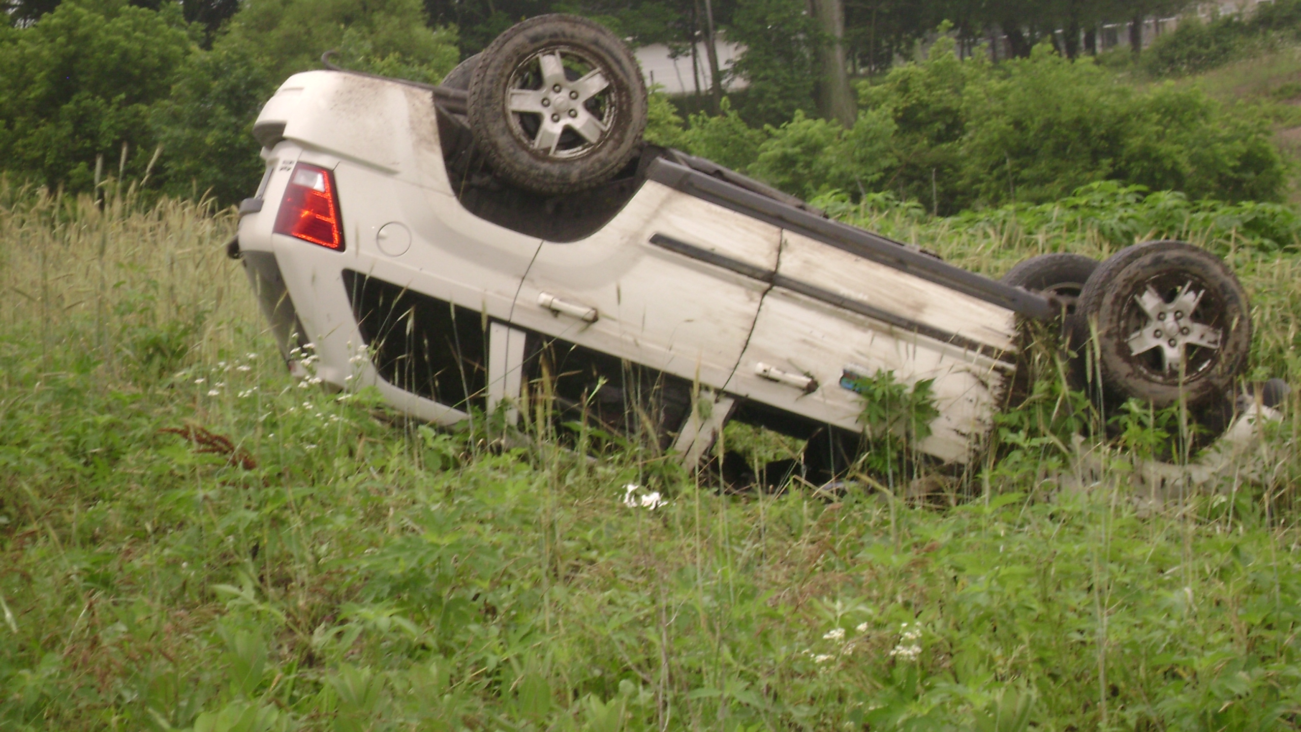 Dekalb County DNR crash