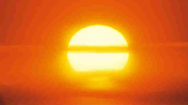Heat Wave sun hot weather MGFX_184823