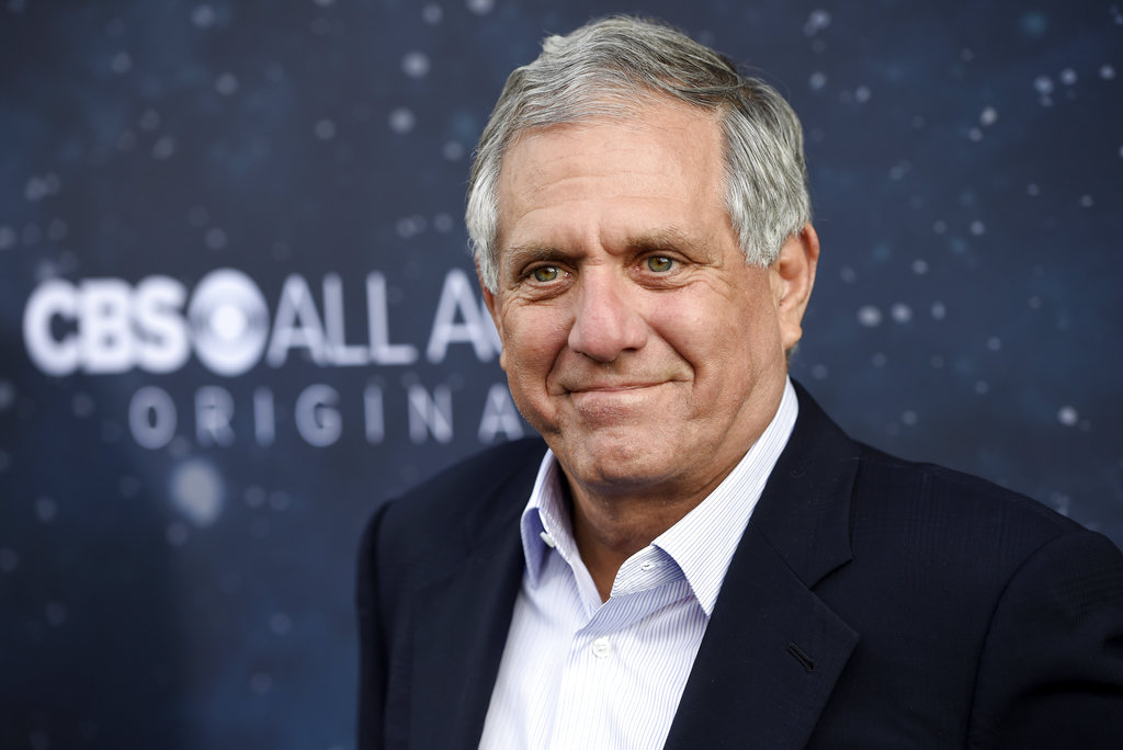 Sexual Misconduct-Les Moonves