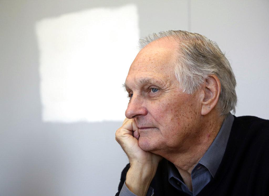 Alan Alda Parkinsons Disease