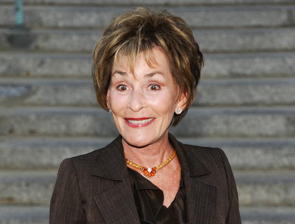 People Judge Judy Newport