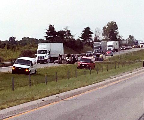 I-69 Crash in DeKalb County