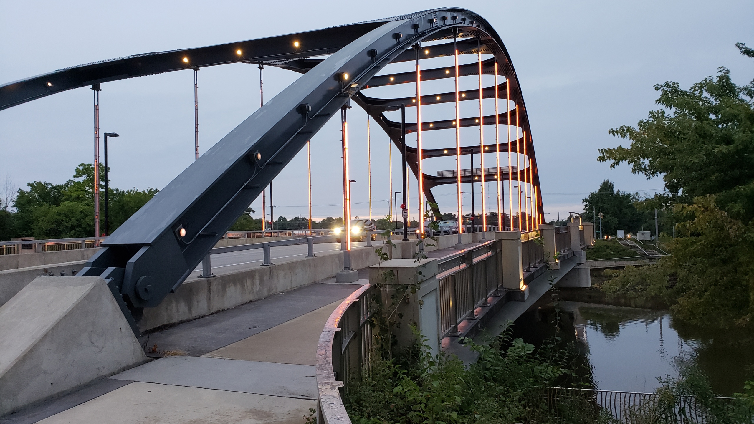 MLK Bridge - Stand Up To Cancer