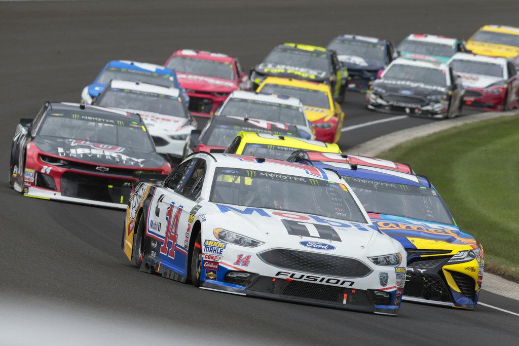 NASCAR Brickyard 400 Auto Racing_1536615923216