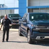 Two-Minute Test Drive: 2019 Chevrolet Silverado
