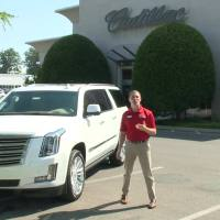 Two-Minute Test Drive - 2018 Cadillac Platinum Escalade