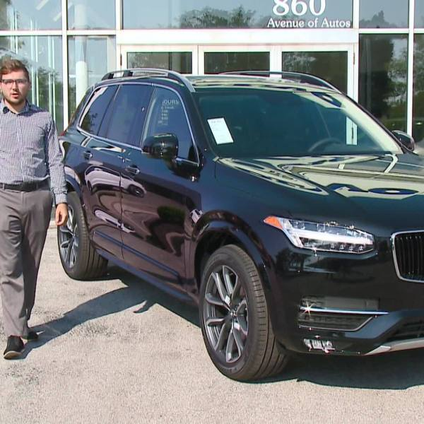 Two-Minute Test Drive - 2019 Volvo XC90