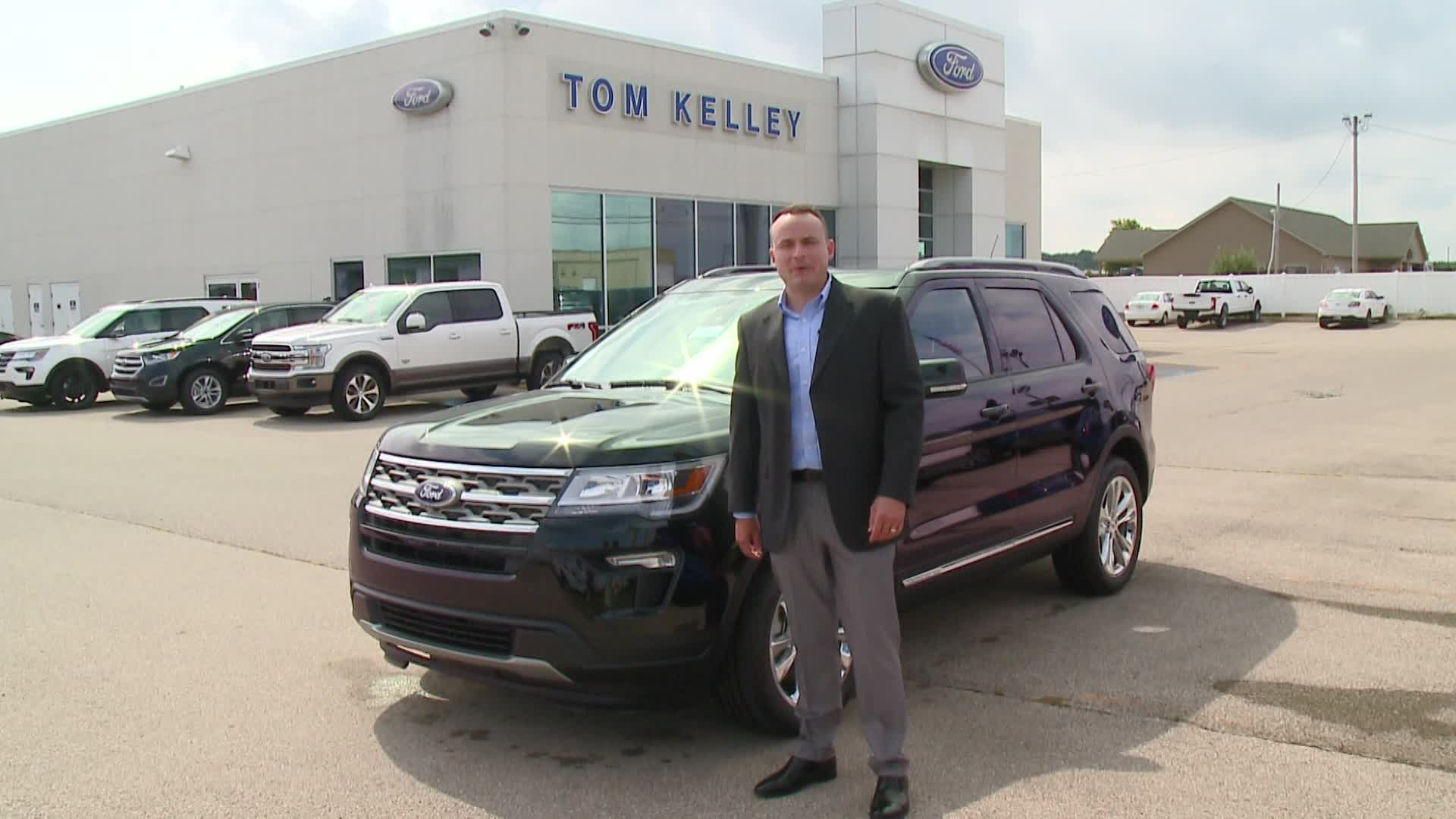 Two-Minute Test Drive - 2018 Ford Explorer XLT