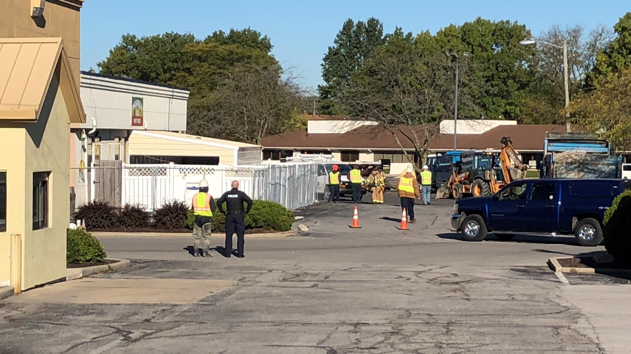 Gas Leak Georgetown North