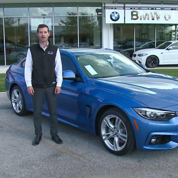 Two-Minute Test Drive - 2019 BMW 440i