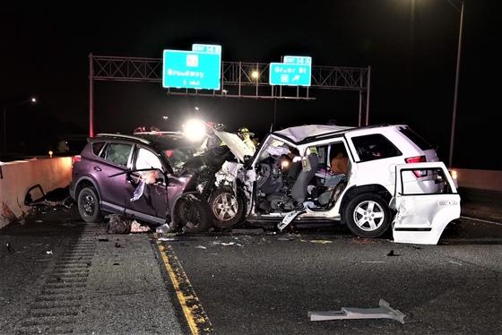 Indiana Triple Fatal Toll Road Crash