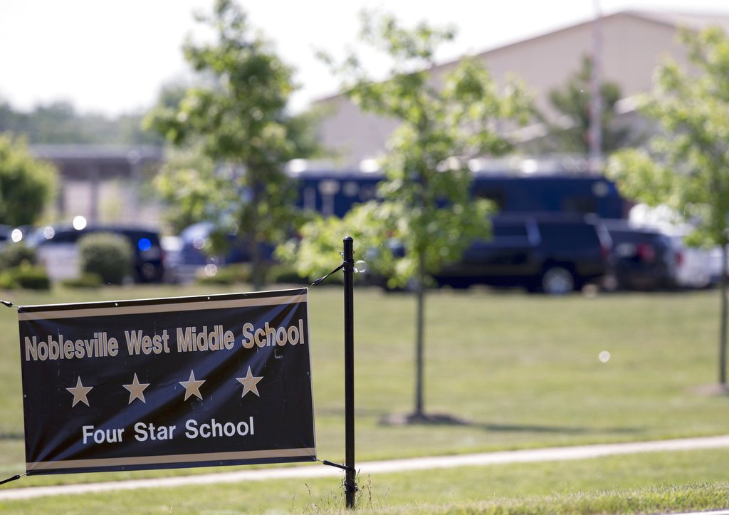 School Shooting Indiana Noblesville West Middle School