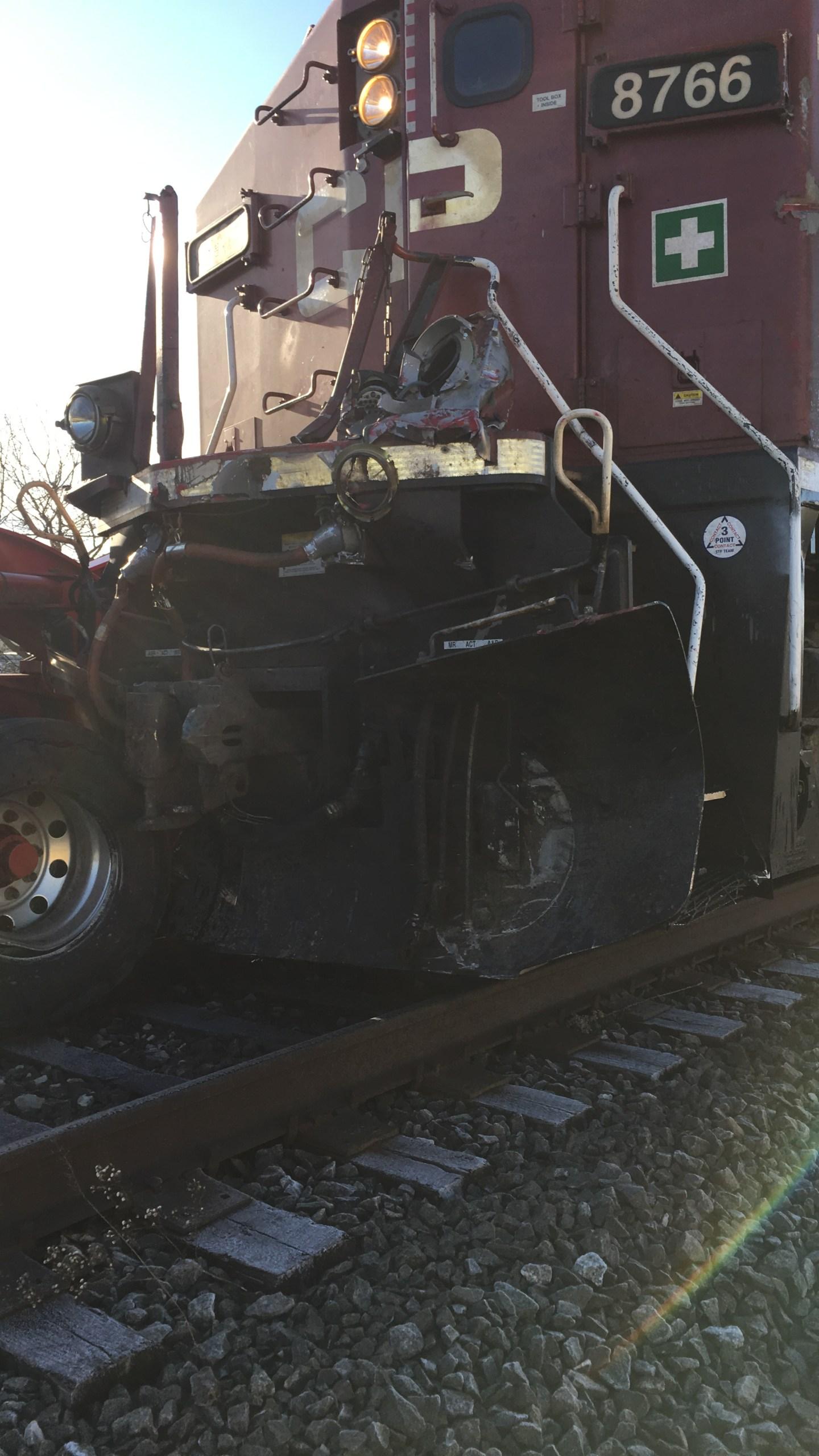 train trailer Butler