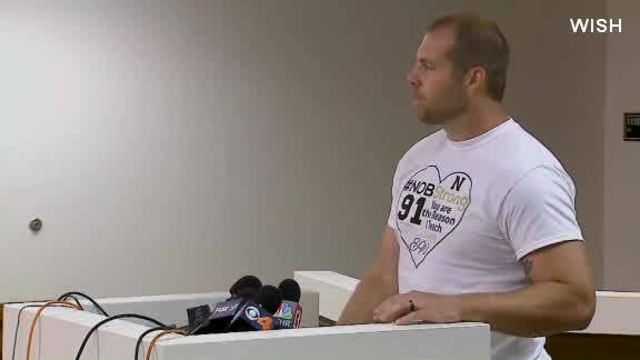 Jason Seaman speaks for first time following shooting