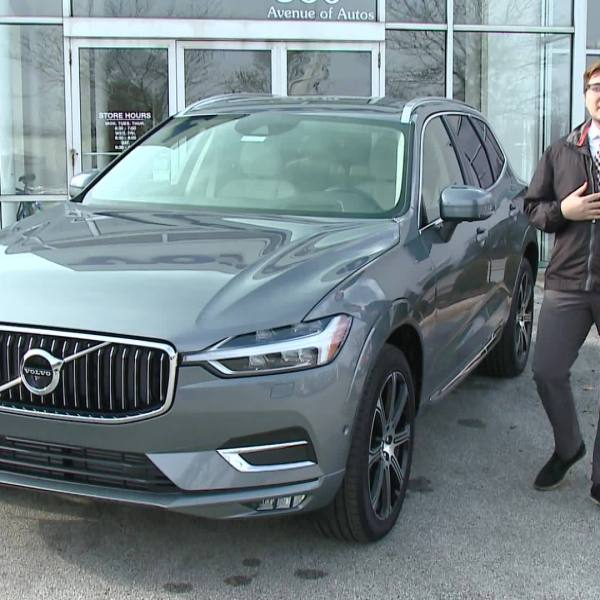 Two-Minute Test Drive - 2019 Volvo XC60 Inscription