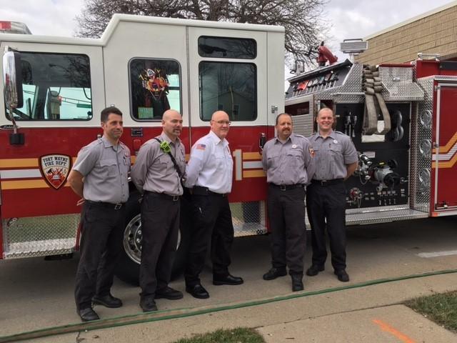 FWFD fire trucks ceremony Friday, Feb. 24_243461
