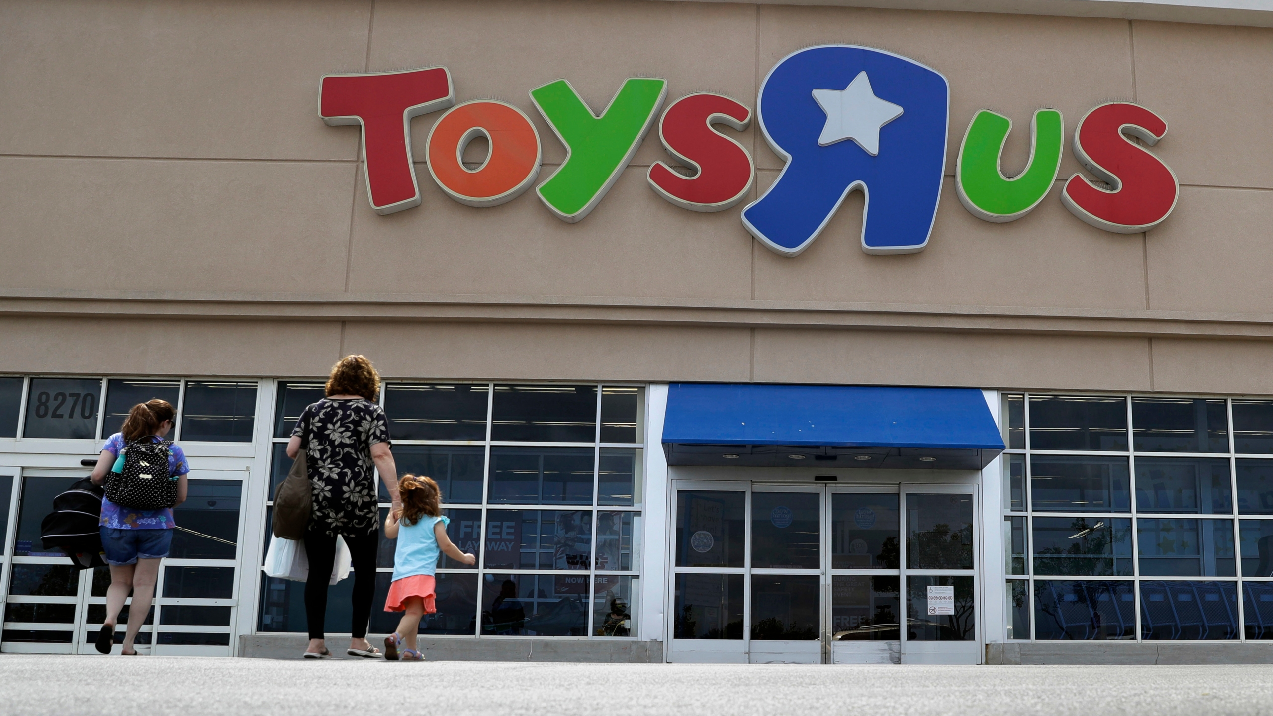 Toys R Us Store Closings_309375