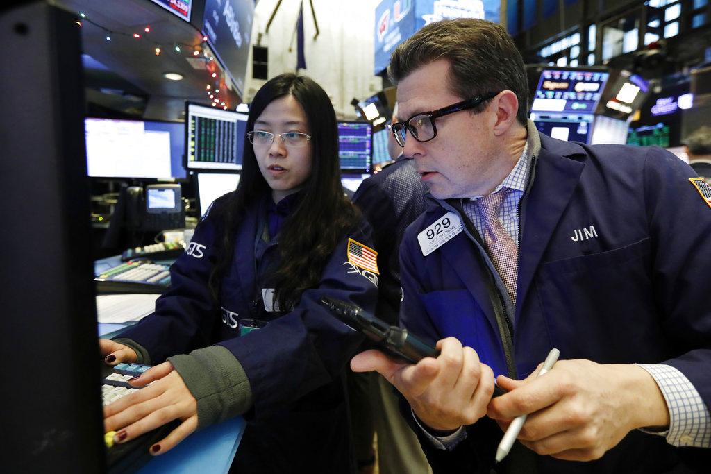 Financial Markets Wall Street_1545847075726