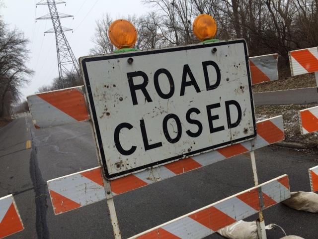 Road Closed file_91386