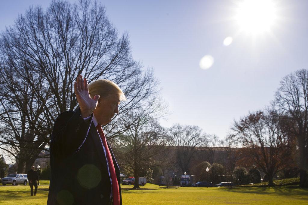 Trump Government Shutdown