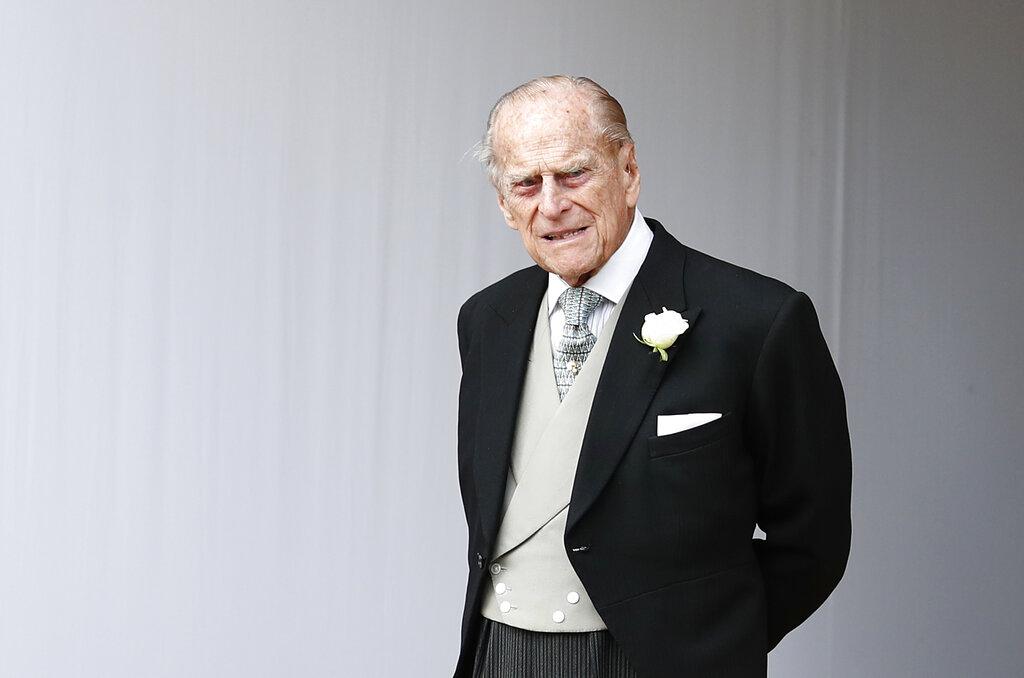 Britain Prince Philip_1548602976443