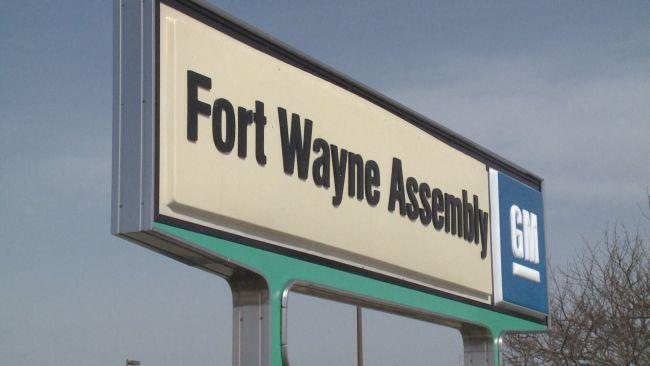 GM General Motors Fort Wayne Assembly