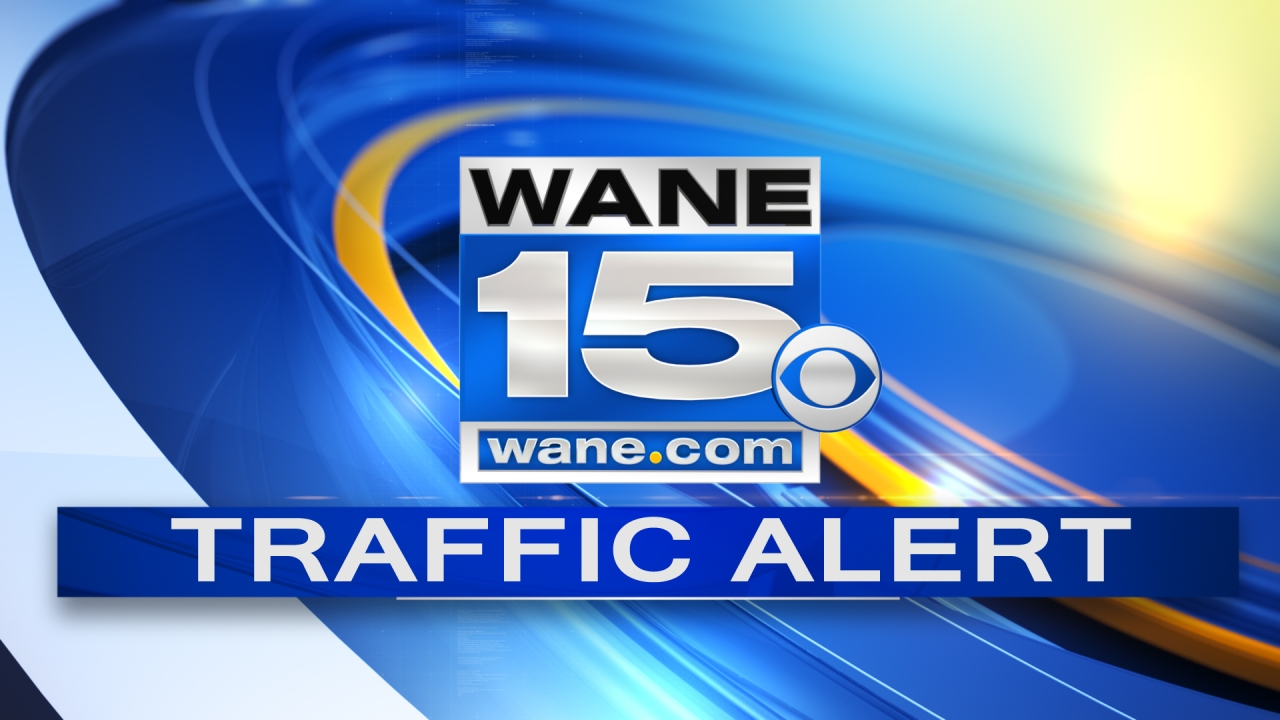 Traffic on EB E. Coliseum Blvd backed up following crash