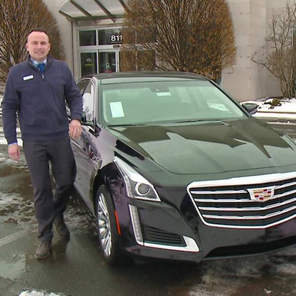 Two-Minute Test Drive - 2019 Cadillac CTS
