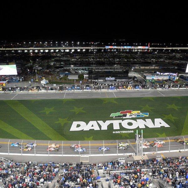 NASCAR Daytona Duels Auto Racing_1550408931369