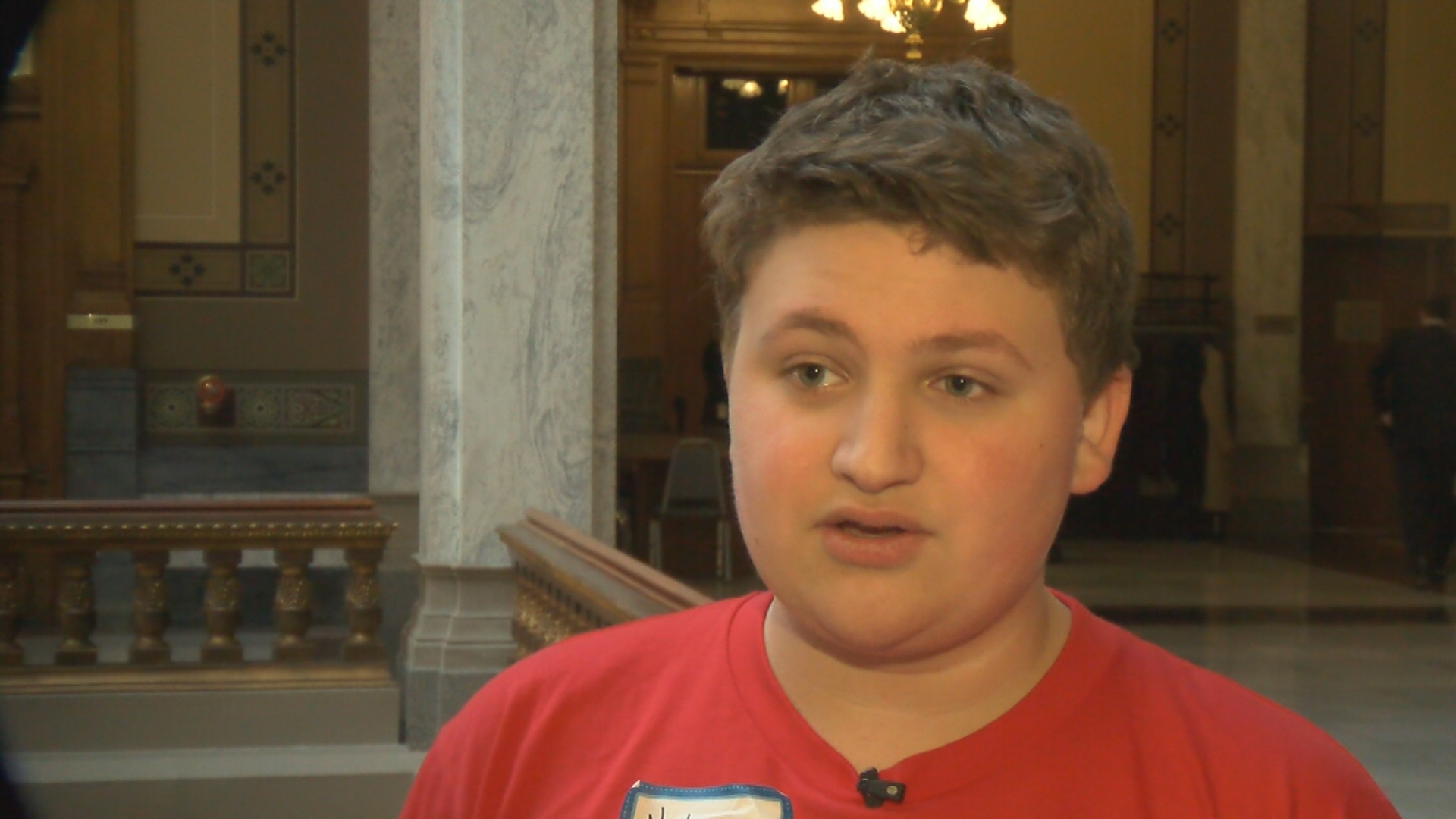 Noblesville students call for gun safety laws