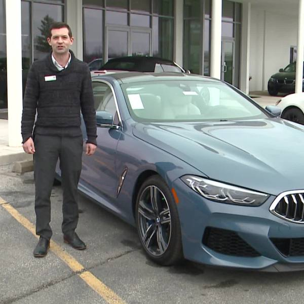 Two-Minute Test Drive - 2019 BMW M850i
