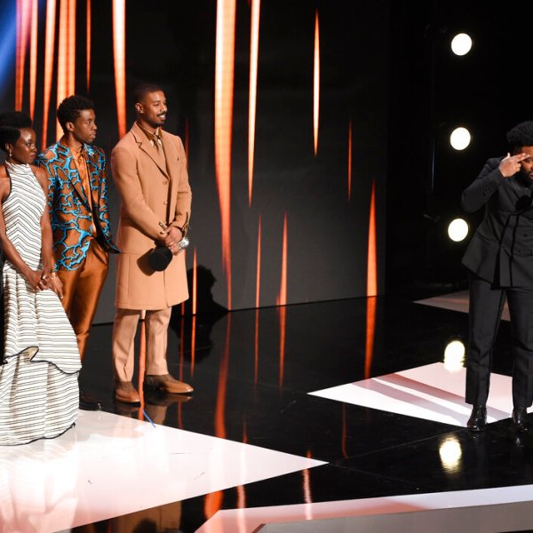 50th Annual NAACP Image Awards - Show_1554048827500