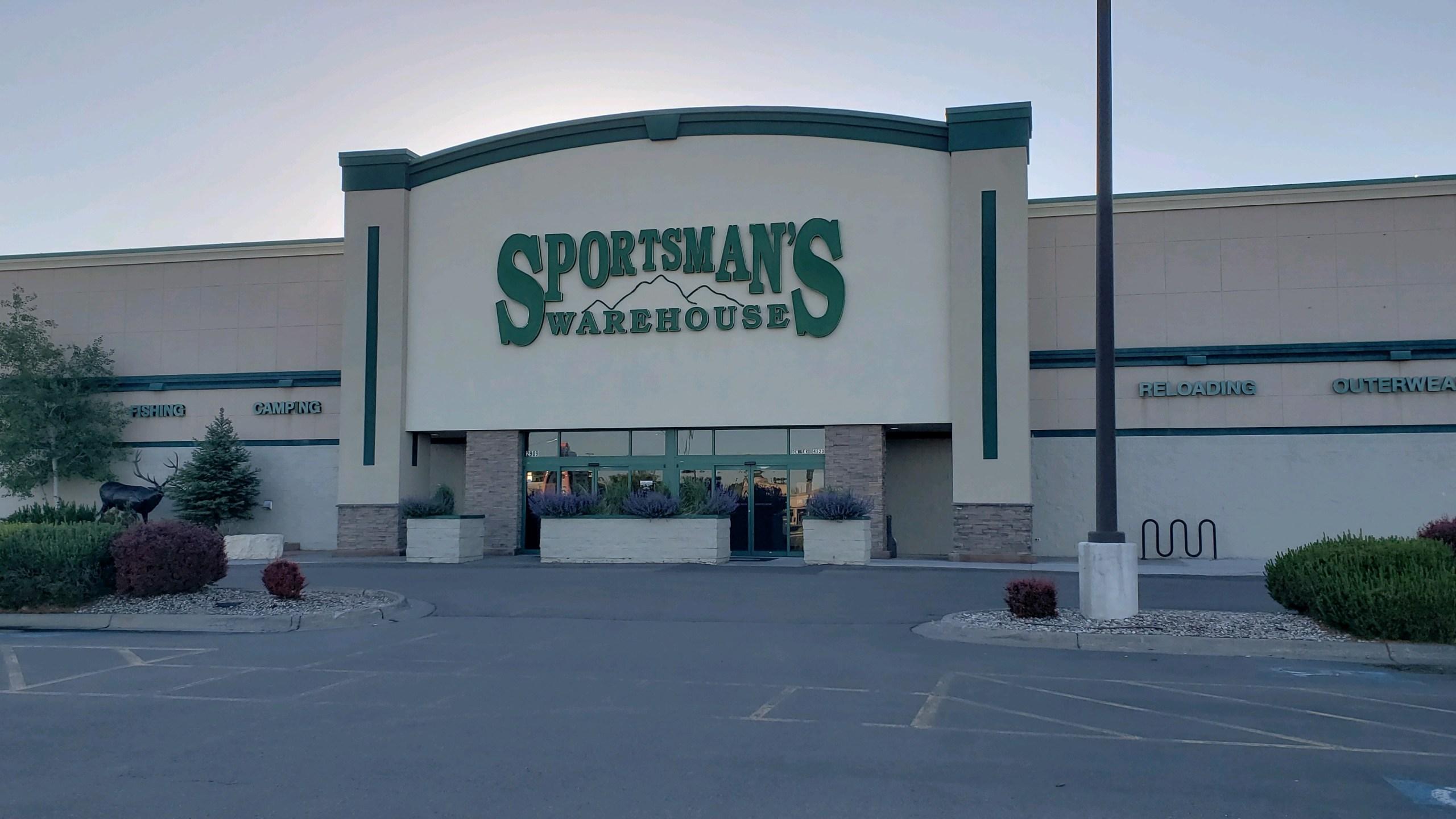 Sportsman's Warehouse file photo