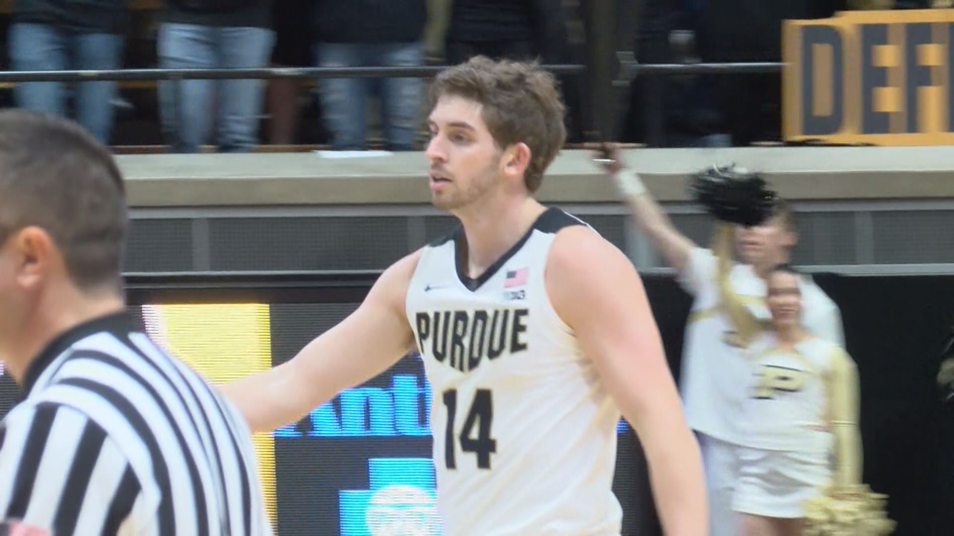 purdue basketball ryan cline