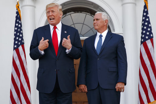 Donald Trump, Mike Pence_276115
