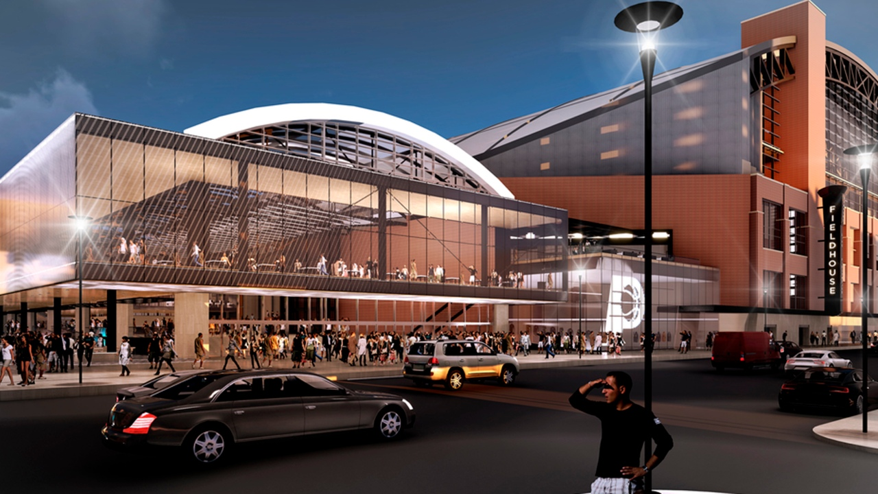 Indiana Governor Signs Stadium Pacers Arena Subsidy Plan