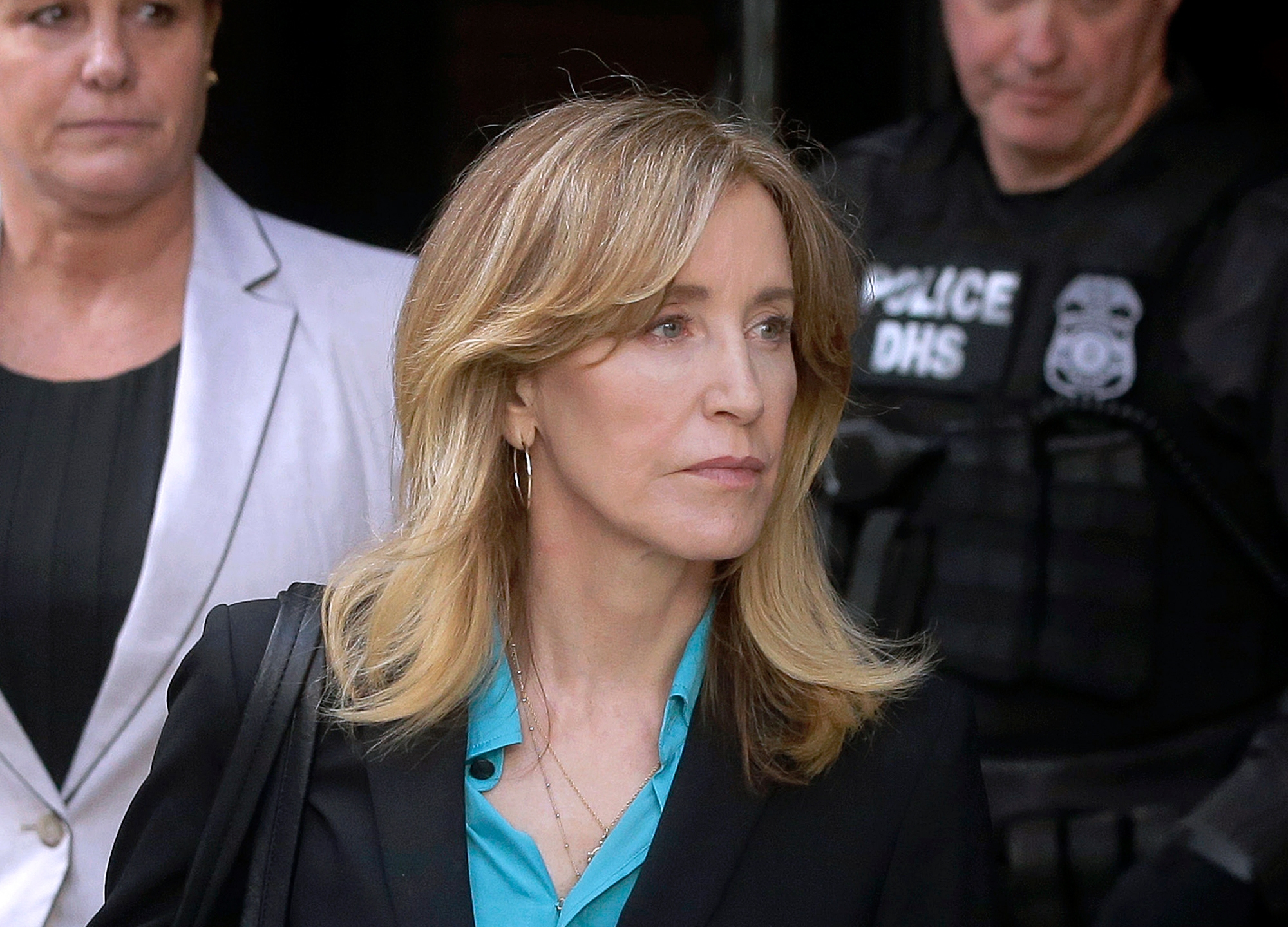 College Admissions Bribery Felicity Huffman