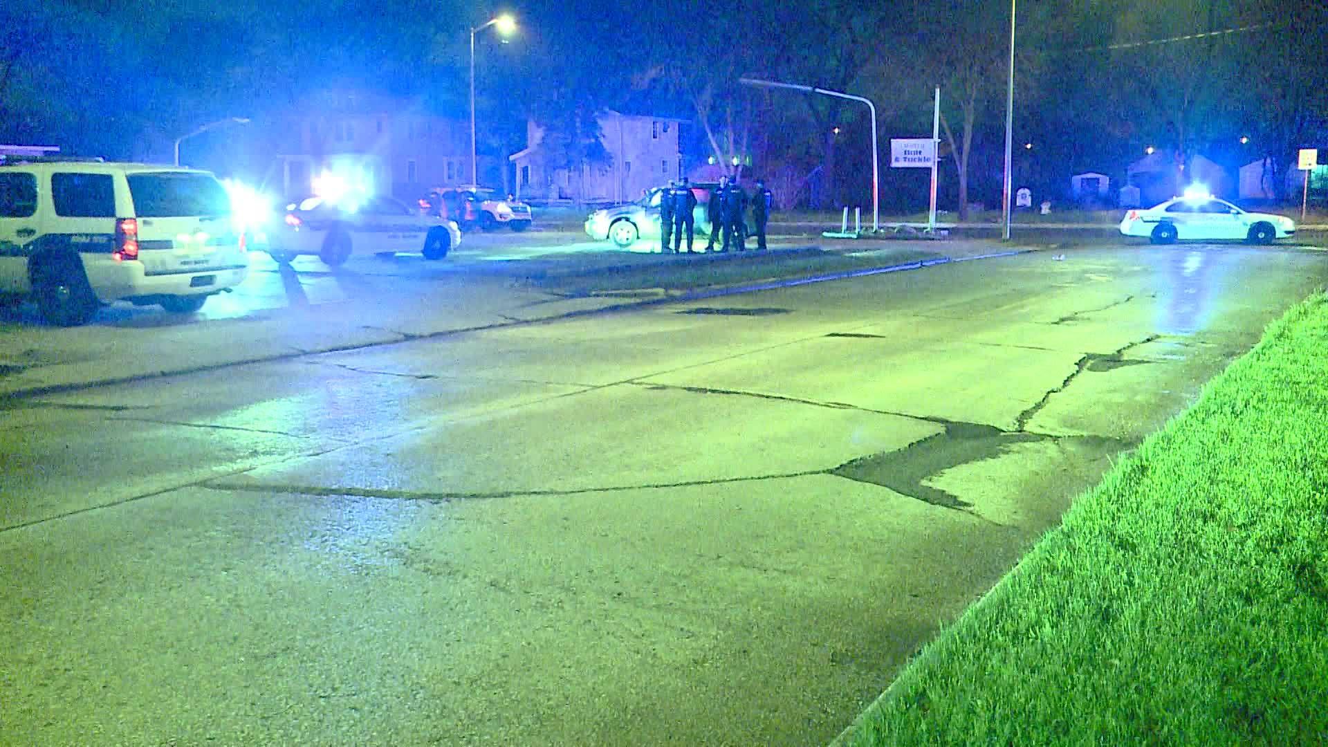 Lafayette Street Shooting