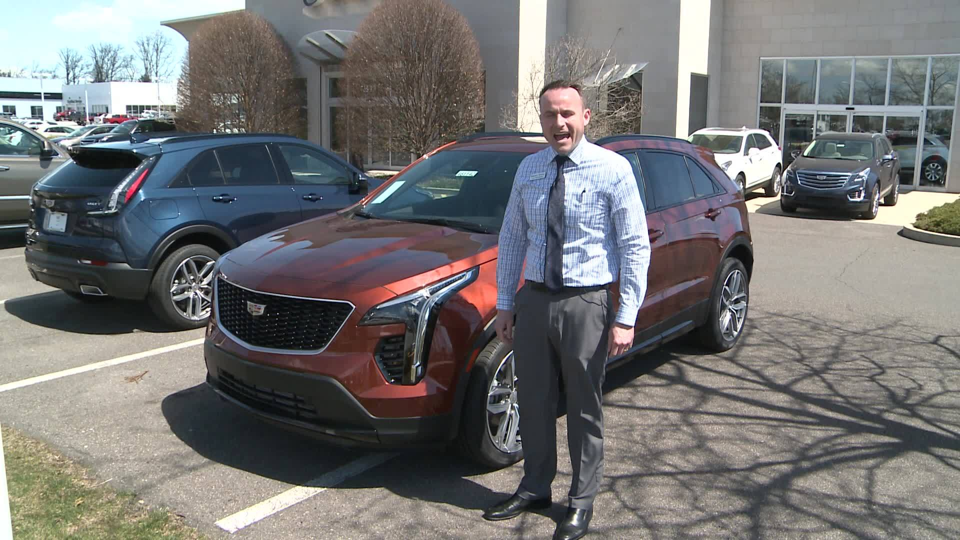 Two-Minute Test Drive - 2019 Cadillac XT4