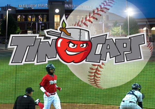 tincaps logo