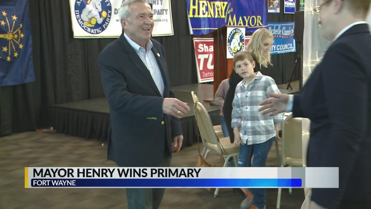 Henry wins Democratic primary