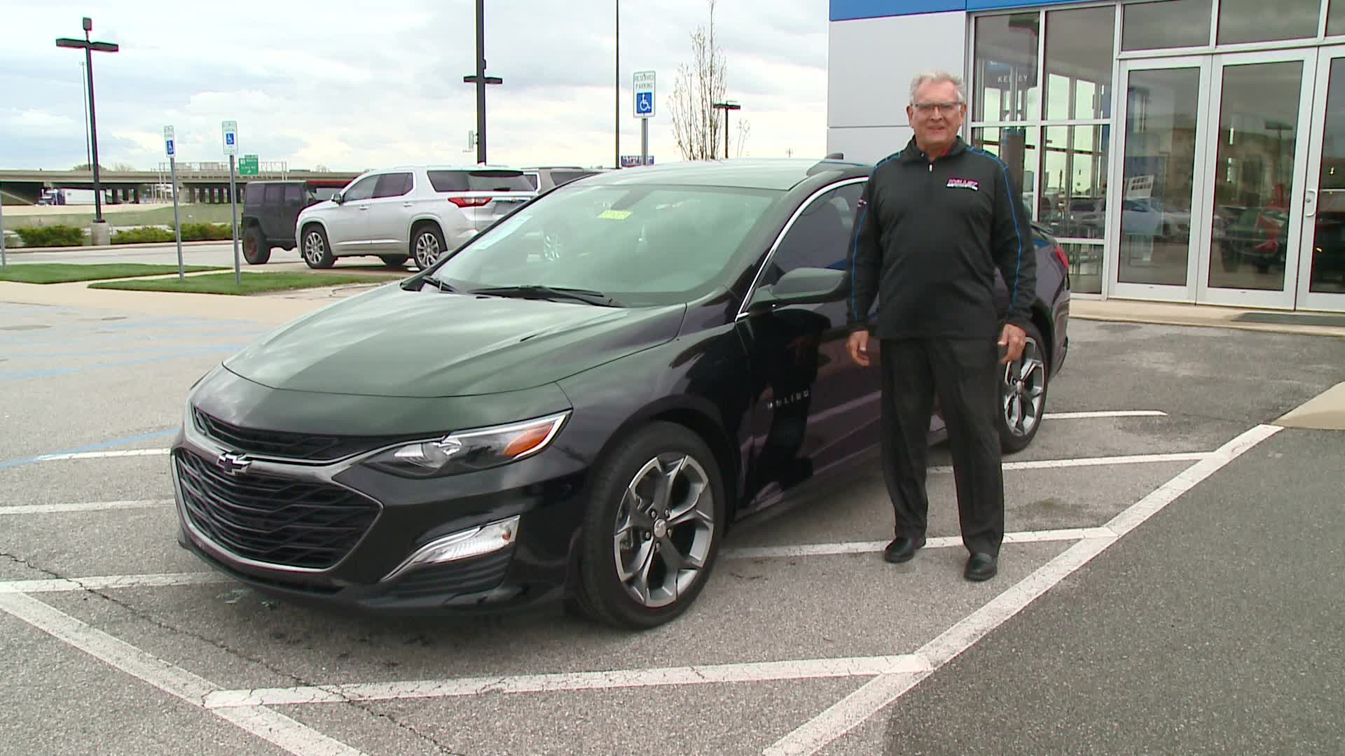 Two-Minute Test Drive - 2019 Chevy Malibu RS