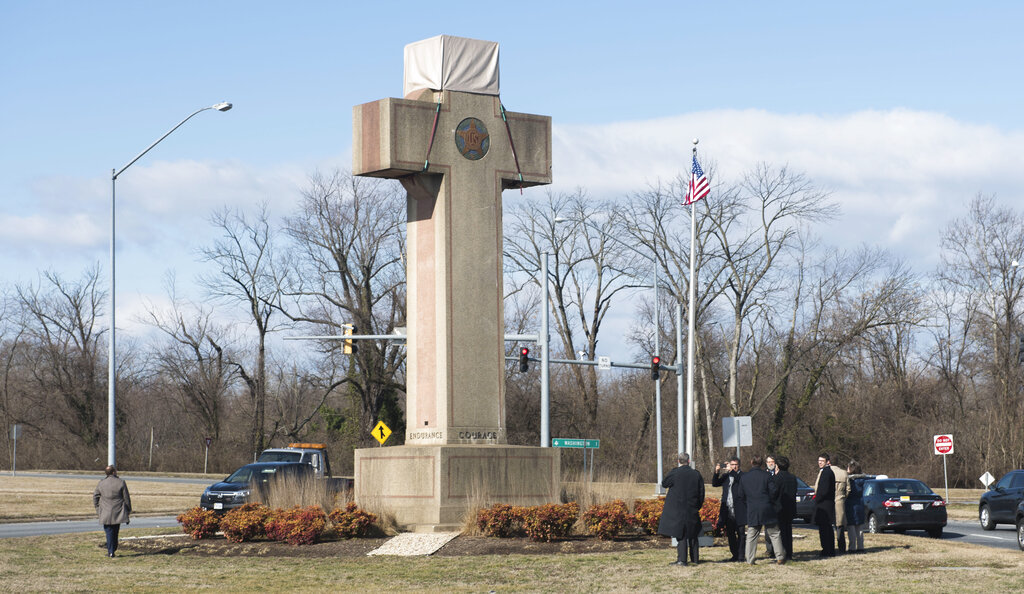 Maryland Peace Cross