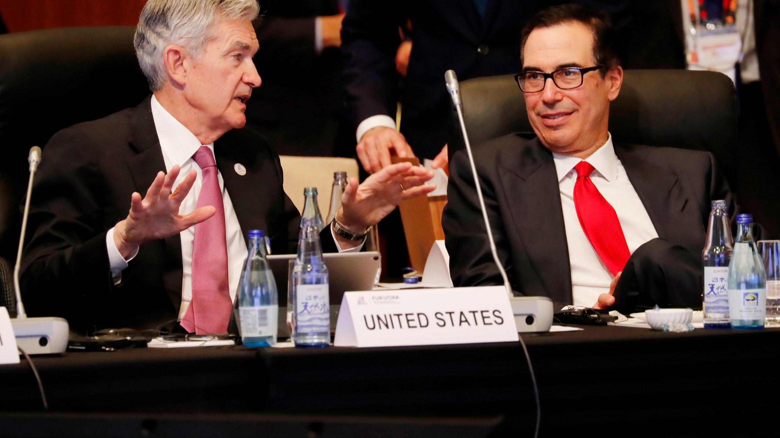 G20 Finance