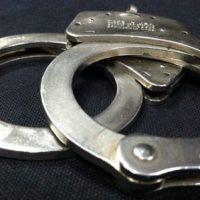 handcuffs crime arrested arrest jail