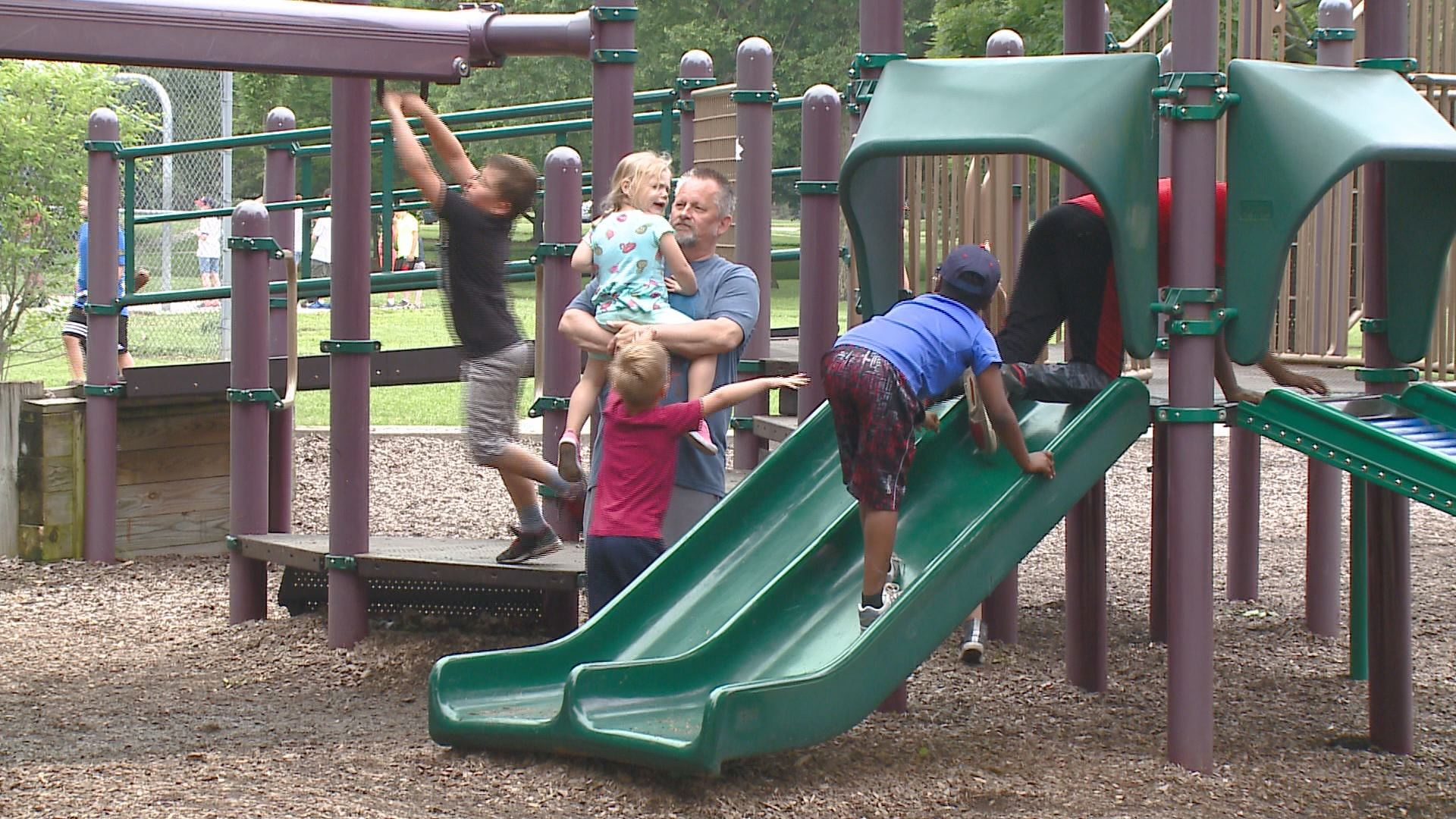 Free Summer Playground Program