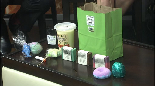 Old Fort Soap Company Stops By Studio 15 Wane