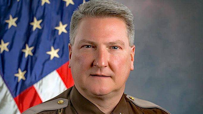 Sheriff David Gladieux