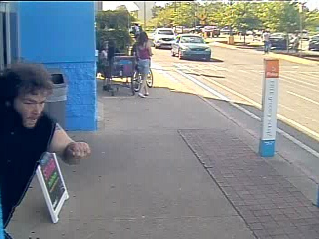 Police look to ID suspect in Walmart battery | WANE